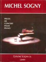 piece de concert pour piano