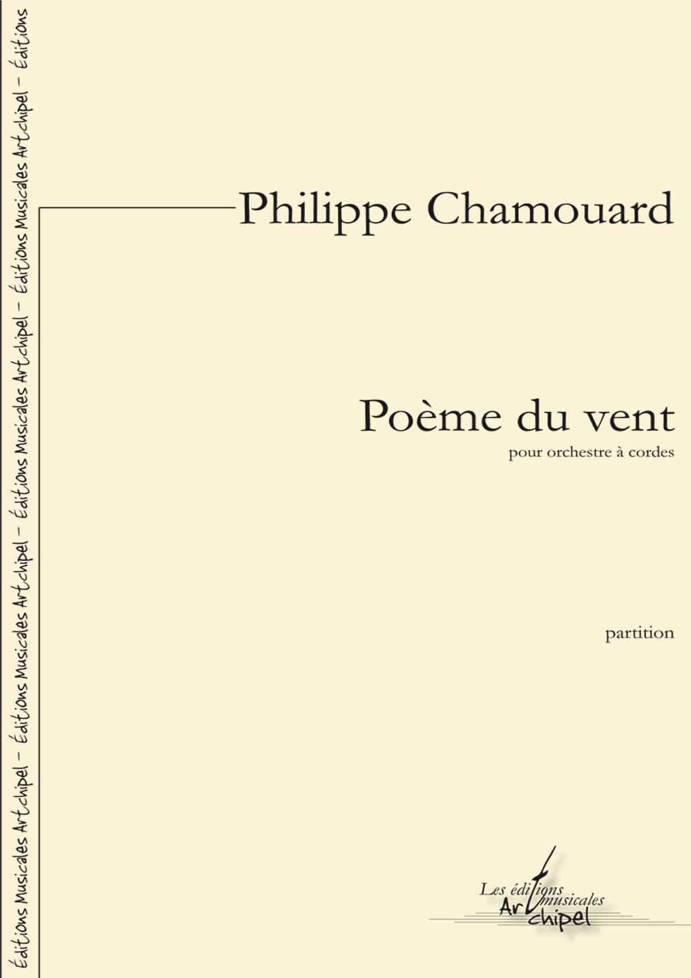 Poème Du Vent
